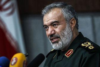 سردار فدوی: مشکلات اقتصادی امروز در شان ما نیست