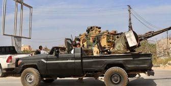 عقبنشینی نیروهای حفتر از  پایتخت لیبی