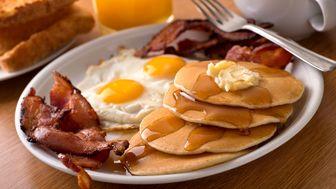 در مورد وعده صبحانه بیشتر بدانید