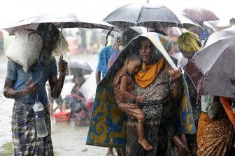 شرایط بحرانی کودکان روهینگیایی