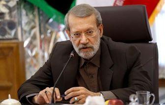 پاسخ لاریجانی به تذکری درباره حزب جمهوری اسلامی