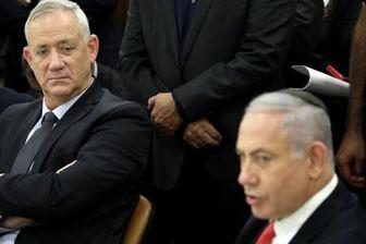جنگ داخلی در رژیم صهیونیستی/ گانتس به دنبال سرنگونی نتانیاهو