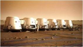 انسان چند روز میتواند در مریخ زندگی کند؟