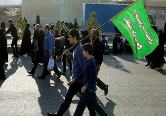 جزئیات مراسم پیاده روی جاماندگان اربعین در تهران+مسیرها