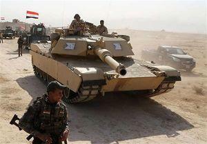 اوج درگیری بین داعشی ها و ارتش سوریه