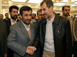 تنها ورزشکاری که به احمدی نژاد رای داد!