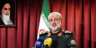 سخنگوی نیروهای مسلح ادعای ترامپ را درباره سرنگونی پهپاد ایرانی تکذیب کرد