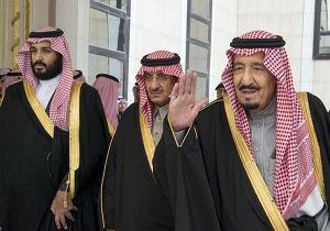 ولیعهد عربستان از چشم پادشاه افتاد
