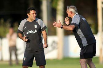 ماجدی: تیم ملی فوتبال سوریه کمک زیادی به ما کرد