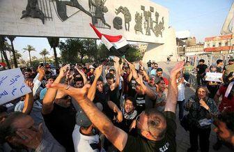 اعتراضات در عراق رنگ خون گرفت