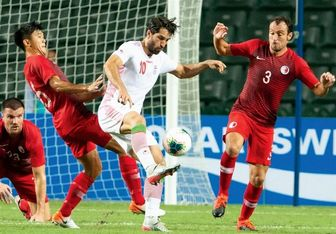 واکنش AFC به بازی تیم ملی ایران و هنگ کنگ