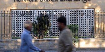 2 کشته در حمله افراد مسلح به ساختمان بورس پاکستان