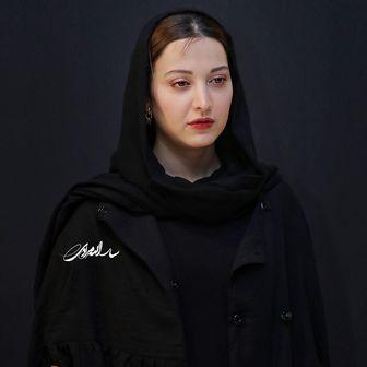 لب های غنچه شده خانم بازیگر /عکس