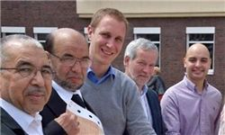 مسجد ۸۰۰ هزار یورویی در آلمان