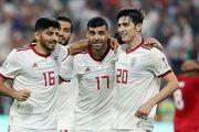 بازی دوستانه رقیب ایران با چین