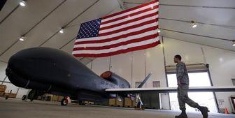 سقوط پهپاد آمریکا در سوریه تأیید شد