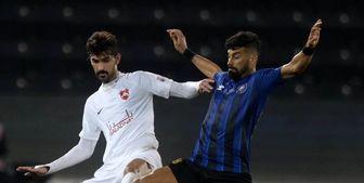 رضاییان در ترکیب السیلیه در لیگ ستارگان قطر