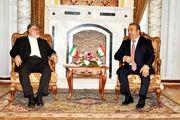 علاقه مندی تاجیکستان و ایران به توسعه همکاری