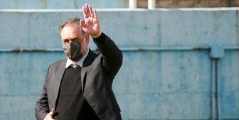 احتمال جدایی احمد مددی از استقلال؟