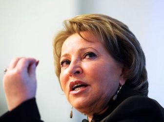 روسیه به خانم نخست وزیر بدبین است