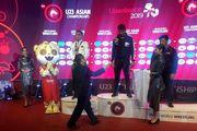 یک طلا و یک برنز برای ایران در روز نخست رقابتها