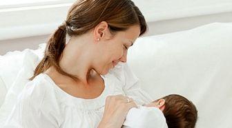 مصونیت بلندمدت کودکان در برابر عفونت با شیرمادر