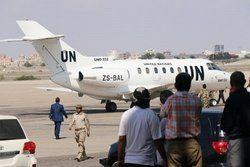 ورود رئیس ناظران سازمان ملل به صنعا