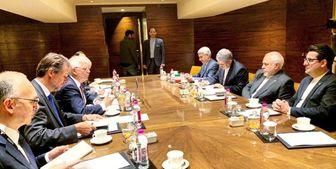 ظریف در دیدار با «بورل» بدعهدیها اروپاییها را متذکر شد