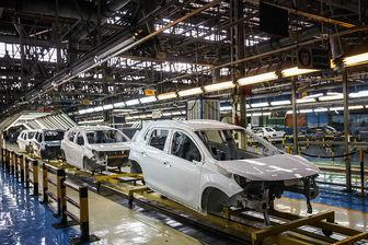 نقاط اثرتحریم در صنعت خودرو