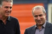 طلب ۱۴ میلیارد تومانی کیروش از فدراسیون فوتبال ایران