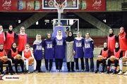 آغاز اردوی تیم ملی بسکتبال 5 نفره بانوان